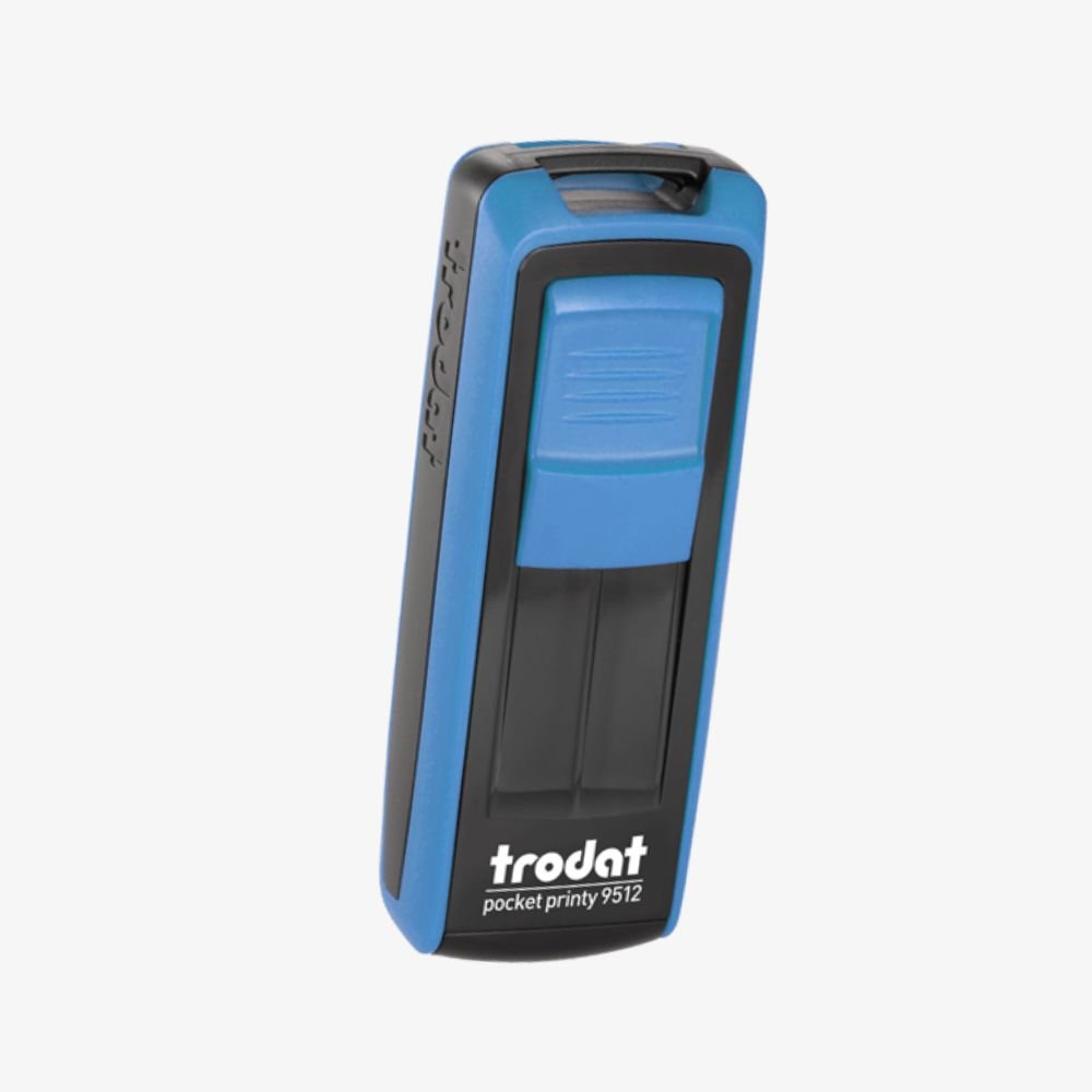 Trodat Mobile 9512 - do 5 linii tekstu