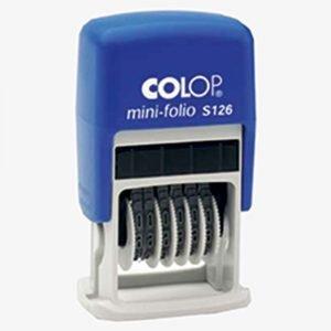 Mini-Numerator-Colop-S126