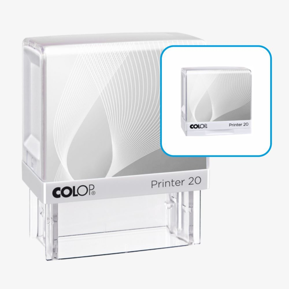 Colop Printer IQ 20 - do 3 linii tekstu