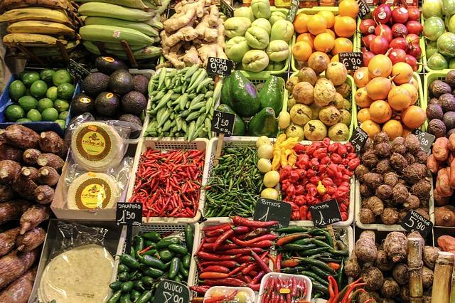 pieczątki na produktach spożywczych
