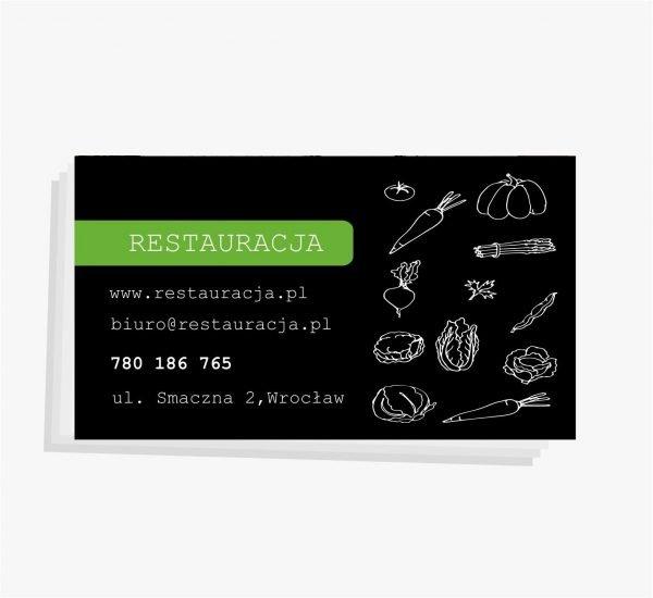 wizytówki gastronomia 5