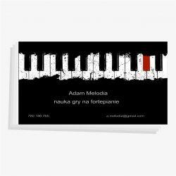 wizytówki muzyczne 2