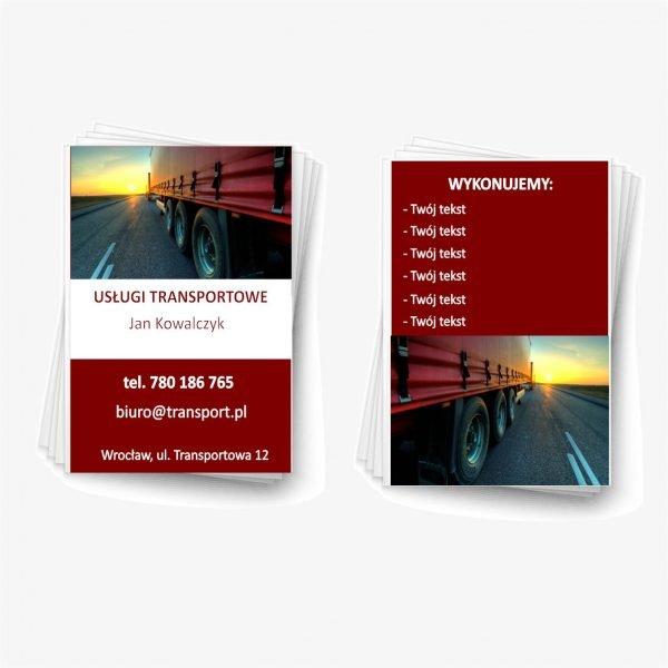 ulotki transport 2