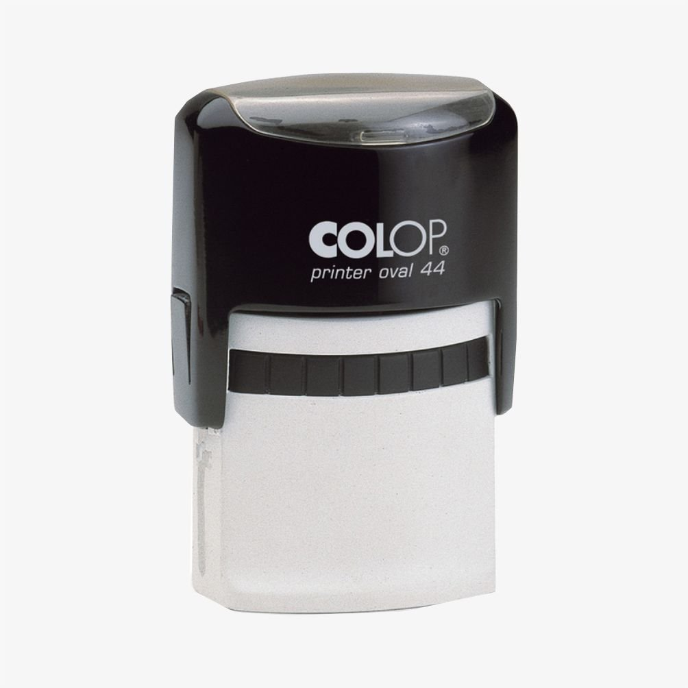 Colop Printer Oval 44- do 5 linii tekstu,logo