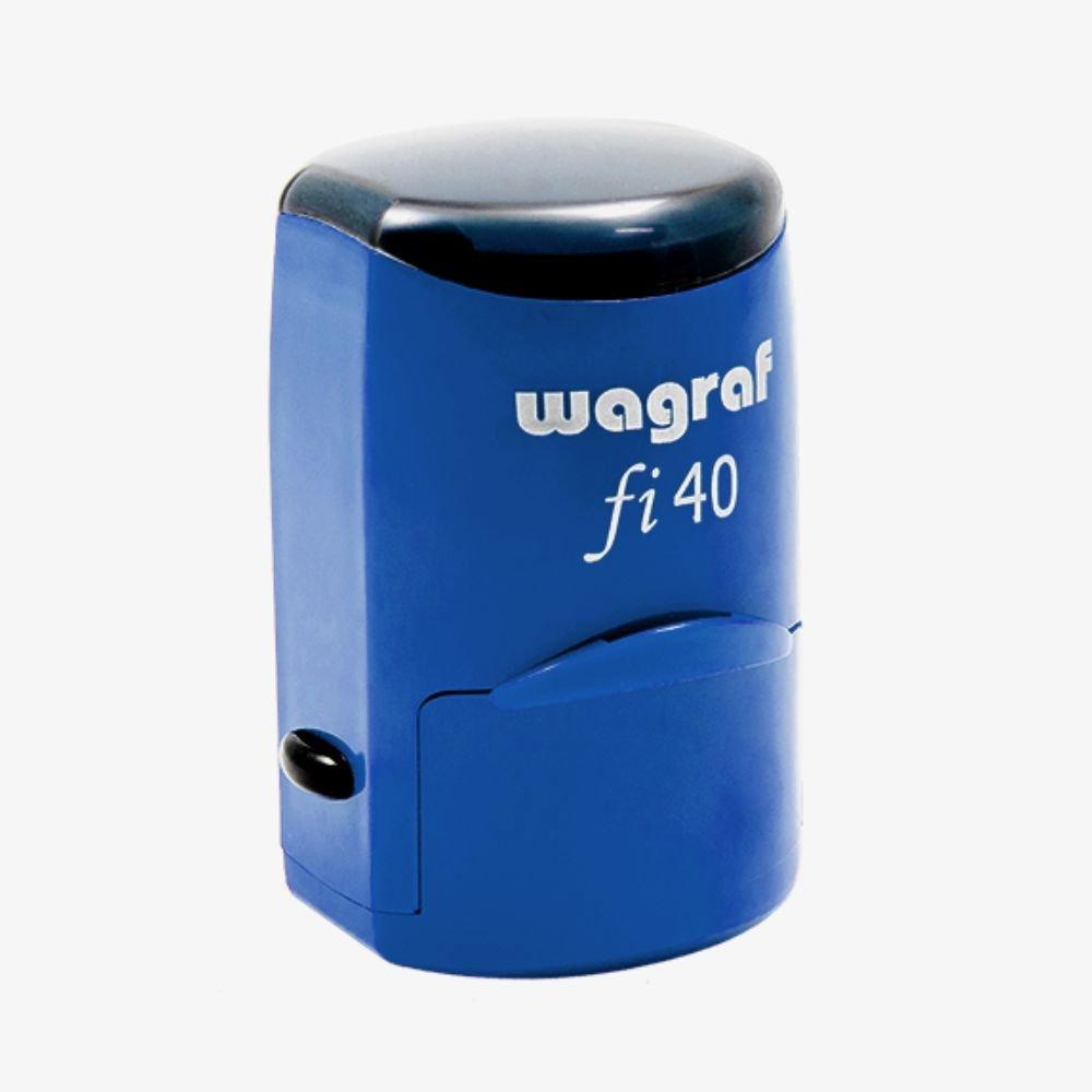 Wagraf Fi 40 - do 6 linii tekstu,logo