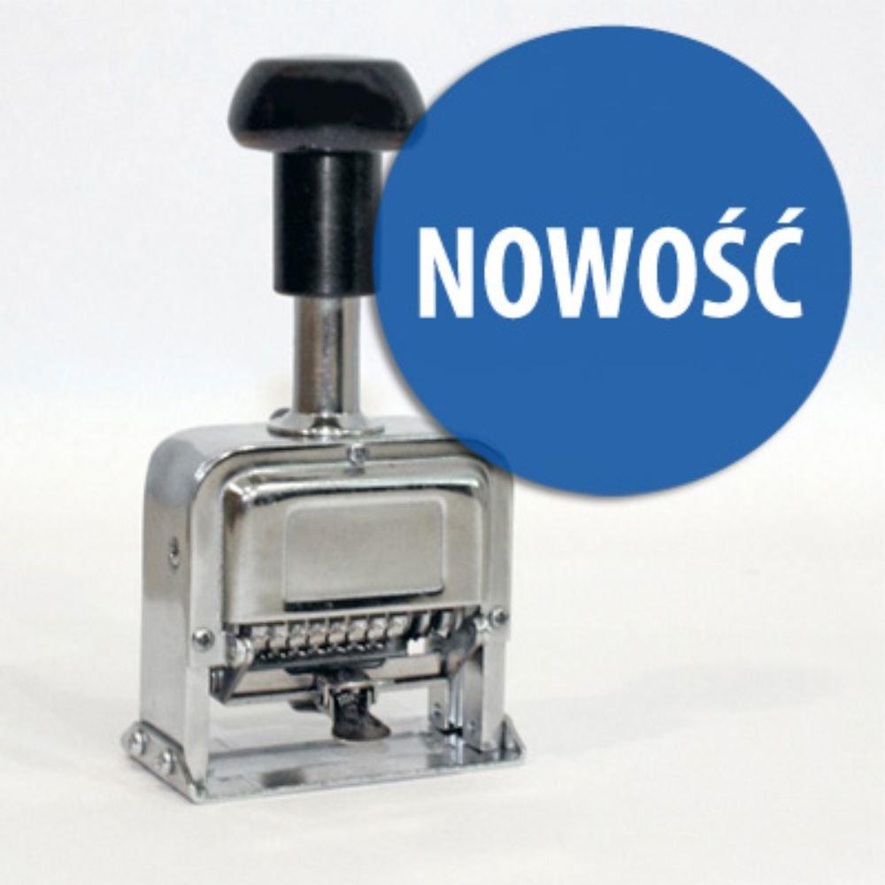Numerator automatyczny 6 pozycji 5mm