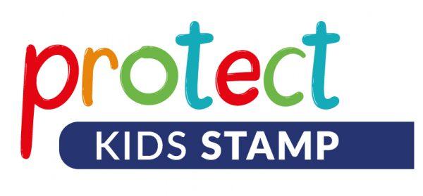 pieczątka protect kids2