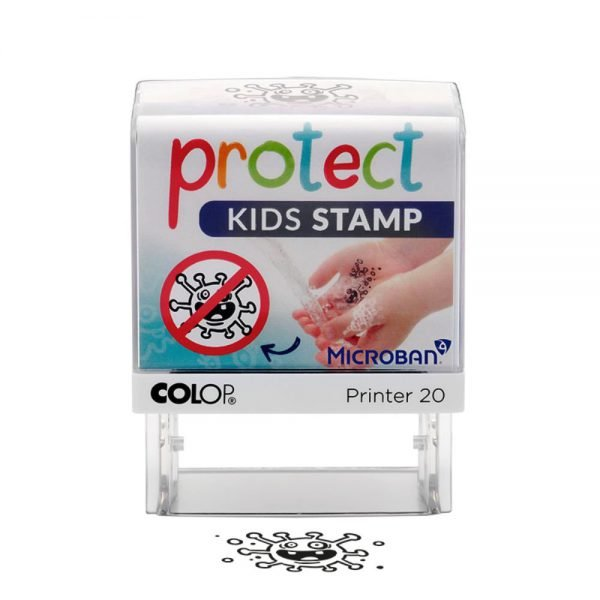 pieczątka protect kids1