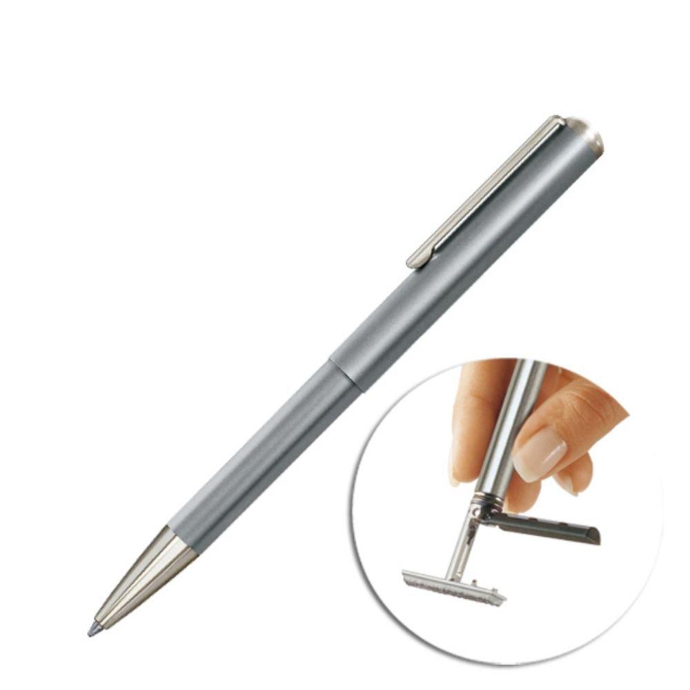 Długopis Heri z pieczątką i Etui- do 3 linii tekstu